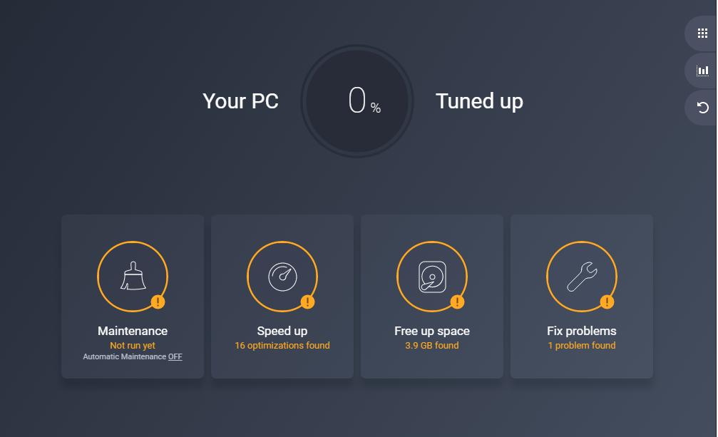 AVG Tuneup - memory optimizer windows 10