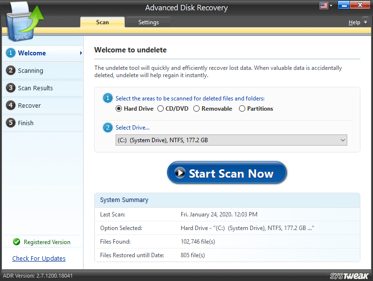 Advanced Disk Recovery Review