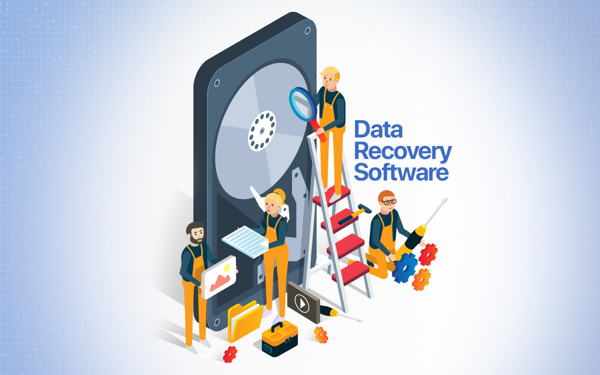 Data Recovery Software for Windows PC