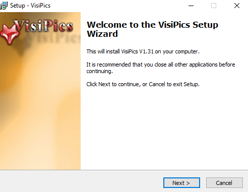 Introduction of VisiPics for Windows
