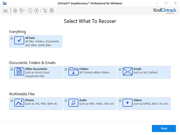 Ontrack EasyRecovery – Best Data Recovery Tool