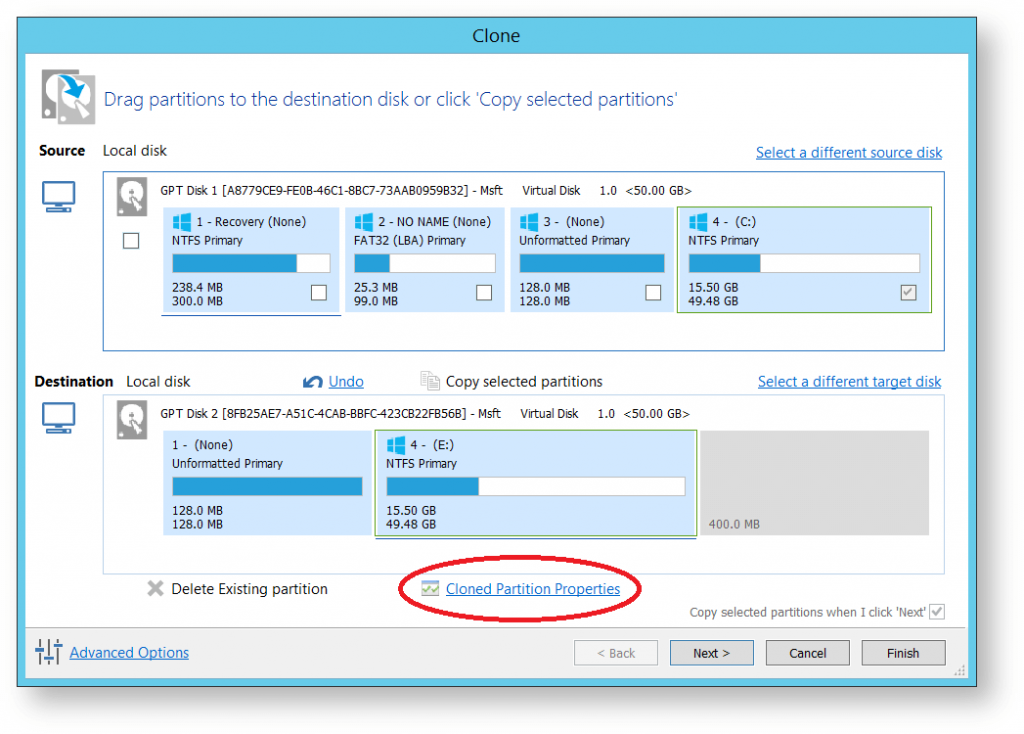 disk cloning software for windows pcc