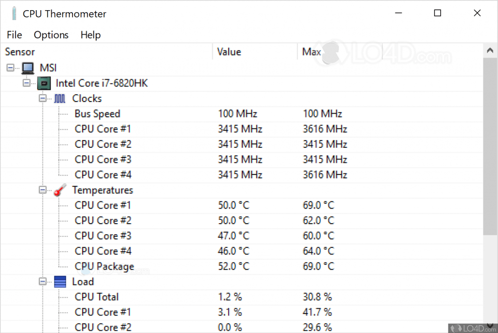CPU Thermometer, Best CPU Temperature Programs for windows system