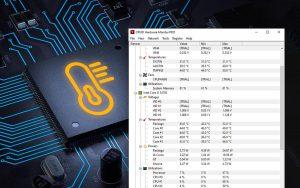 HWMonitor Pro: Best CPU Temperature Monitoring Software