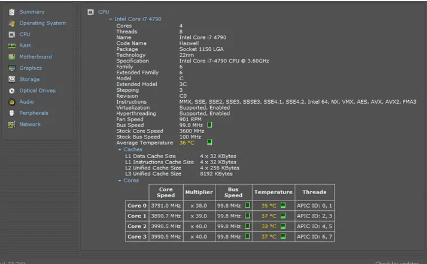 Speccy, Best PC Benchmarking Tools