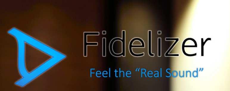 The Fidelizer Audio Enhancer