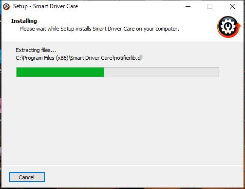 install smart driver care